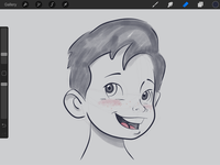 WIP - New Character Design