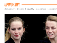 Just launched: new Upworthy.com!