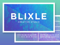 Blixle Business Cards
