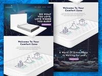 Website + branding Concept Direction