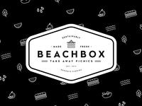 Beachbox Branding exploration