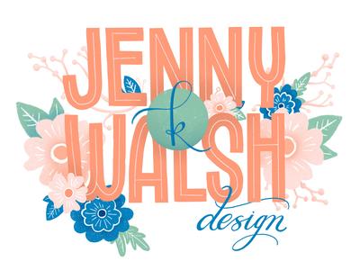 Jenny K Walsh Logo