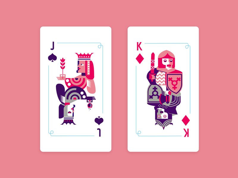 New Shot - 09/22/2018 at 11:20 AM design graphic design playing cards cards