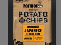 Concept Potato Chips