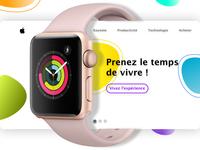 Apple Watch | UI DESIGN