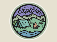 Explore Badge