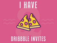 2 Dribbble Invites Available!