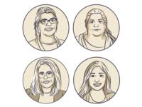 Nevada Humanities Staff Portraits