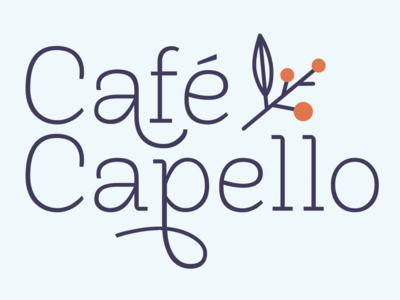 Cafe Capello Logo
