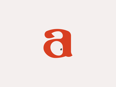 apple leaf fruit circles construction ½ design 🍎 half seed apple negative-space negative space minimal simple logo