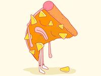 Sad Pineapple Pizza is Sad
