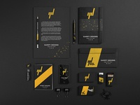 Gamify Designs branding and identity