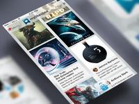 Mylikesbox iOS7 app