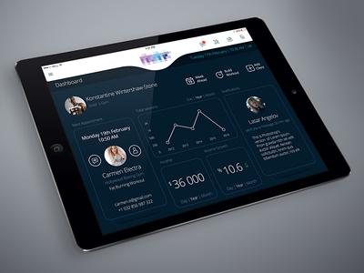 Sport App Concept