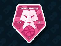 Dribbble Meetup Lviv Rebound