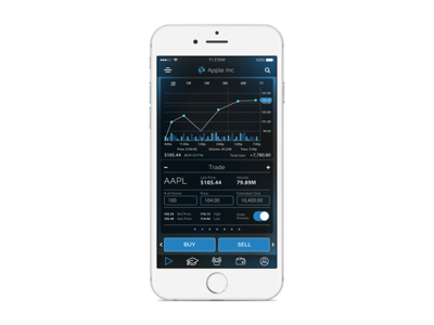VERB - Stock Market App
