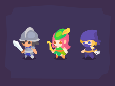 soldiers game illustration soldier