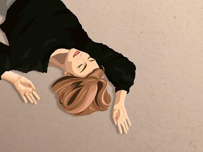 Women's Lifestyle Illustration Backgrounds lifestyle art women female ladies illustrator adobe digital art graphic art girls blogger girly feminine background psd freebie illustration graphic design design vector