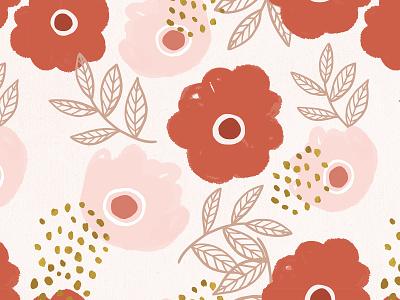 Cute Flower Doodle Graphics | Poppy Pattern hand drawn beautiful flower frames doodle cute design elements graphics wallpaper background pattern poppy floral botanical illustrator illustration freebie vector graphic design design