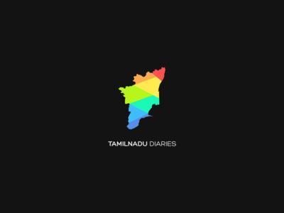 Tamilnadu Diaries - Logo Concept!