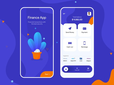 Mobile Financial System