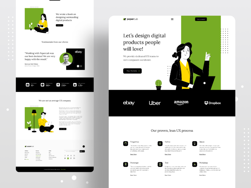 UX Agency figmadesign business creative agency ux uxdesign clean design icon uidesign illustration typography vector 2020 concept design uiuxdesign minimal