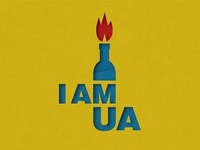"Strike Poster ""I am Ukrainian"""