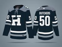 Hellephant Butchers NHL Jerseys
