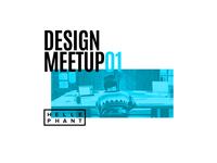 Design Meetup 01