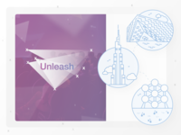 Unleash Cover Dribbble