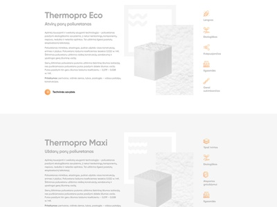 Website for a Spray Foam Insulation Company ux ui web website landing construction insulation foam orange minimal clean animation transition video corporate calculator icons light build figma