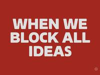 HK Blocker™ Typeface