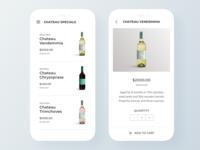 Daily UI #2: Wine Product Card UI