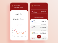 Daily UI #7: Currency Converter