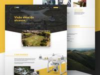 Horus Aerial Images - Website