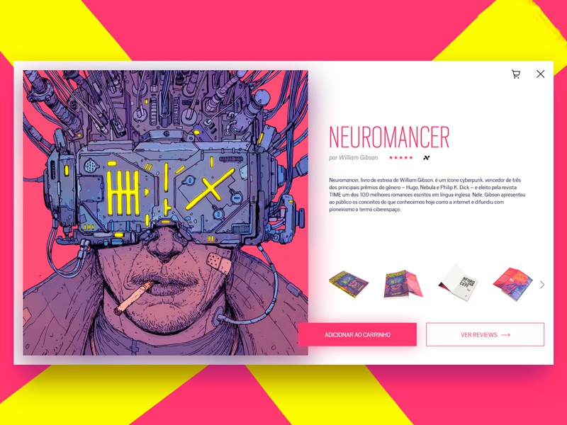 Neuromancer - Product Page