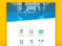Career Development - Homepage