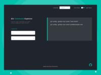 Git Explorer