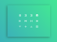 Text Editor ✱ Icon Set II