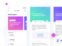 Lòpez UI Kit - Weekly Digest