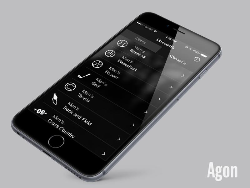 Agon app