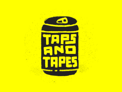 Taps and Tapes Logo
