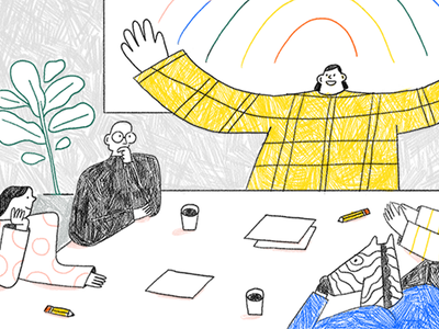 5 ways to impress clients in your next pitch presentation pitch meetings illustration