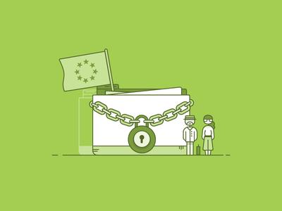 GDPR shield lock privacy gdpr