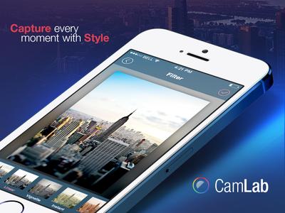 Camlab iPhone App