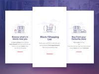 Shopping Website Feature