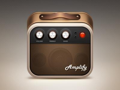 Amplify App Icon