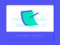 SAMPLE NOTES