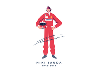 NIKI LAUDA - Tribute