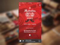 Podcast Concept App